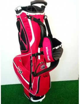 stand bag NEXUS W/S red