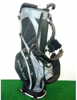 stand bag NEXUS W/S black