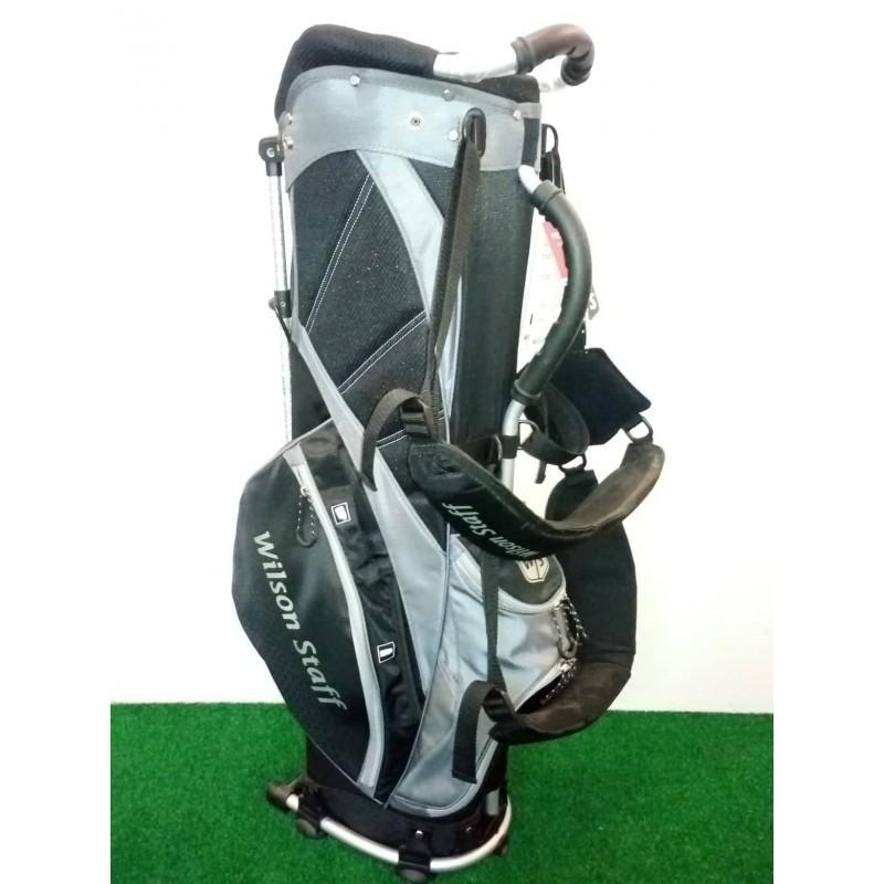 stand bag NEXUS W/S black