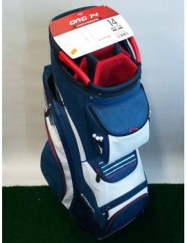 golfový cart bag Callaway Org14 modrobílý