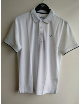 pánské golfové triko Callaway CGKS8089 bílá