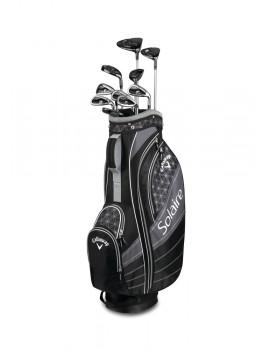dámský golfový set Solaire black