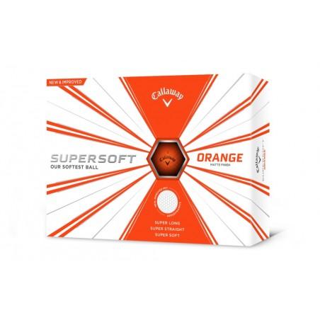 Callaway Supersoft golf míčky