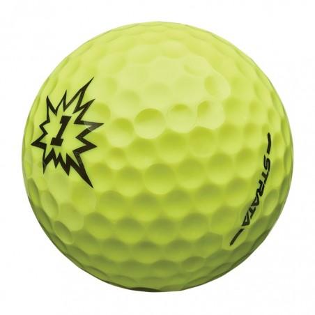 Strata Boom Multicolor 24 golfové míčky