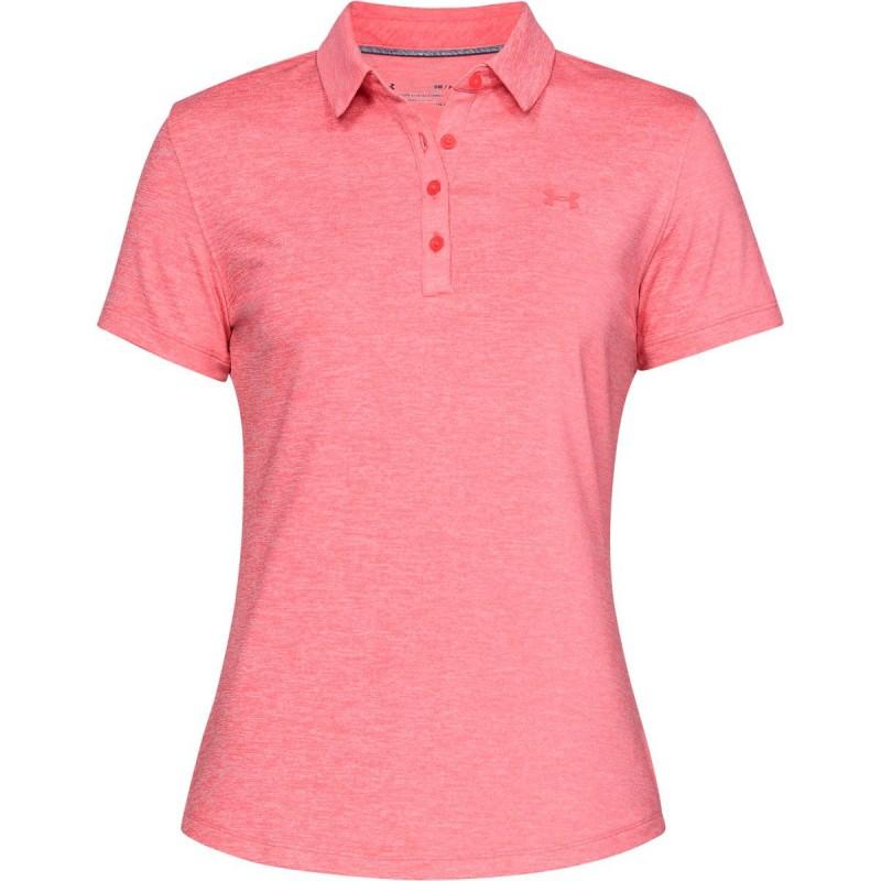 Dámské triko s límečkem Under Armour Zinger Short Sleeve Polo