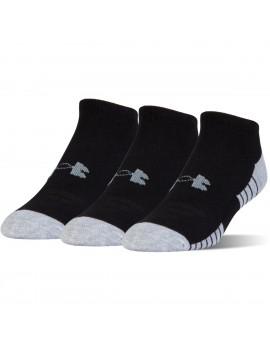 Pánské kotníkové ponožky Under Armour HeatGear Tech Noshow 3Pk