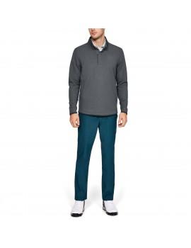 Pánská mikina Under Armour Sweaterfleece Snap Mock