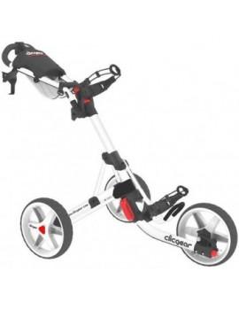 vozík tříkolový ClicGear 3,5+, bílý