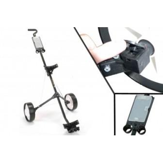 vozík dvoukolový Standard, černý