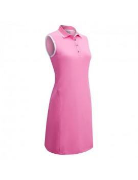Golfové šaty - fuchsiově růžové