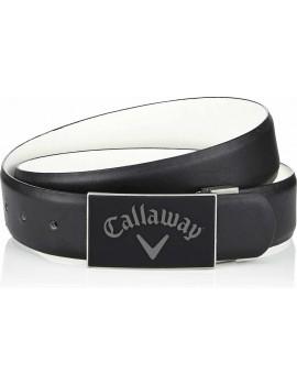 Pánský opasek Callaway Reversible Belt W/ Rubber Buckle