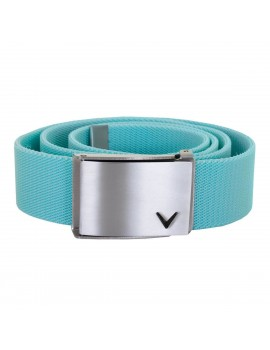 látkový opasek Callaway Cut-to-fit Stretch webbed belt