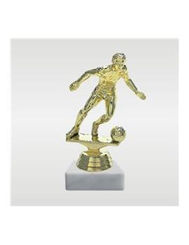 figurka plaketa Fotbalista 8032