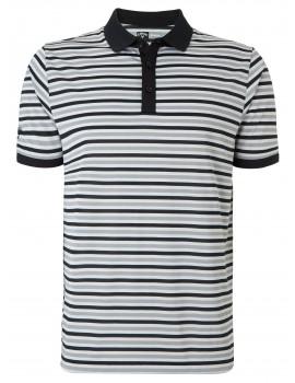pánské triko Callaway CGKS50B0 - černé