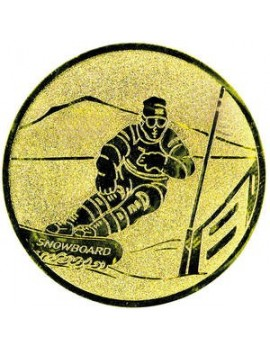 Logo LTK117 snowboard