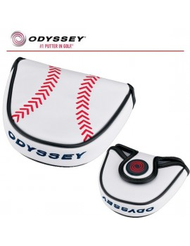 ODYSSEY headcover Mallet baseball ball