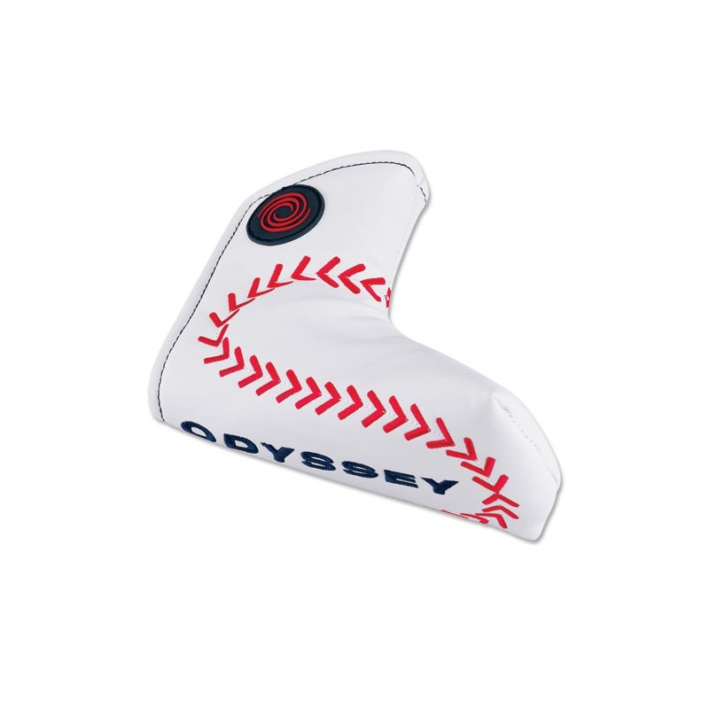 ODYSSEY headcover Blade baseball ball
