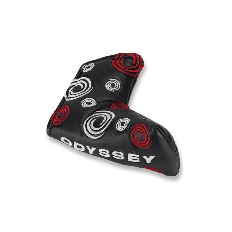 ODYSSEY headcover Blade černý