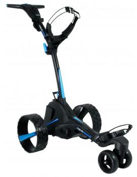elektrický golfový vozík MGI Zip Navigator + baterie 36 jamek