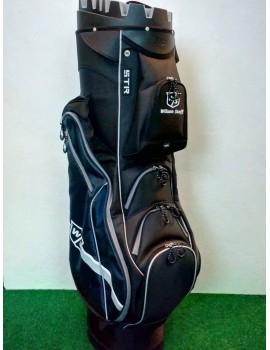 golfový bag WS ILOCK (černo/šedý)