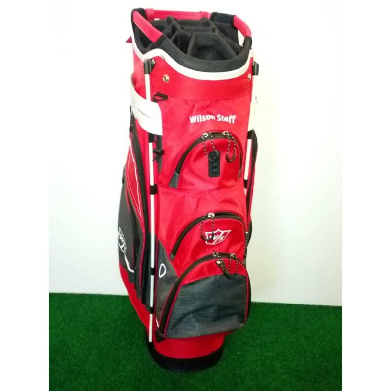 golfový cart bag NEXUS W/S