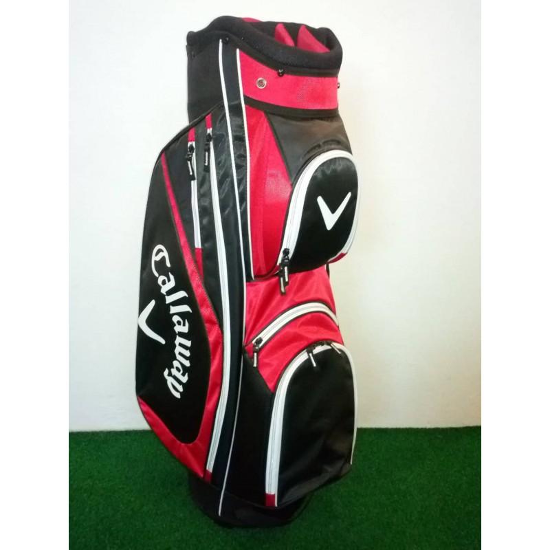 golfový cart bag Callaway X series