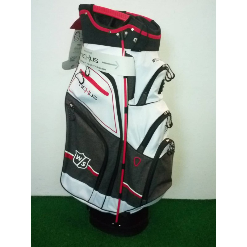 golfový cart bag NEXUS W/S