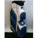 golfový cart bag Callaway Chev Org modrobílý