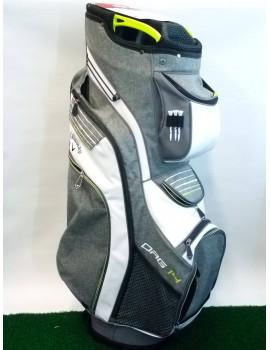 golfový cart bag Callaway Org14 šedobílý