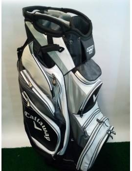 golfový cart bag Callaway Org15 černobílý