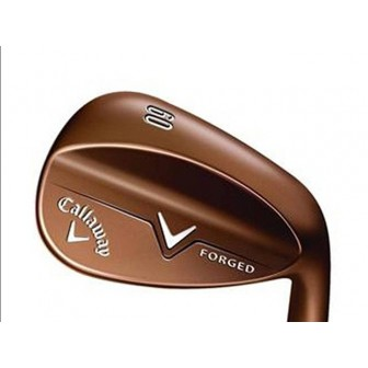 wedge Callaway copper forged LH 52