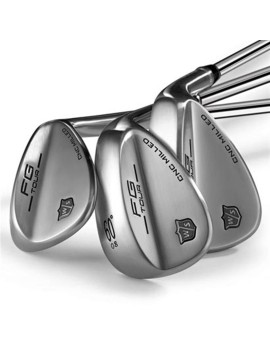 wedge Wilson staff FG Tour LH