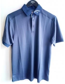 pánské golfové triko Callaway CGKS7016 modrá