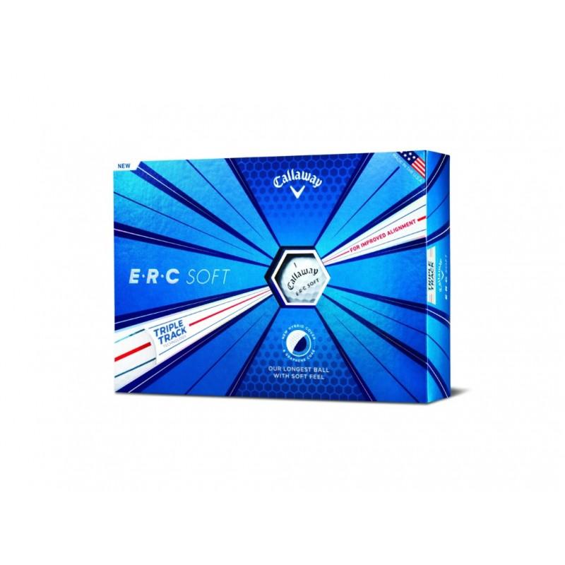 ERC Soft Triple Track golfové míčky