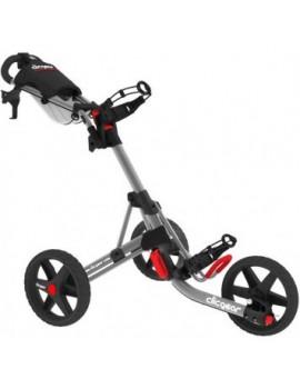 vozík tříkolový ClicGear 3,5+, šedá/černá
