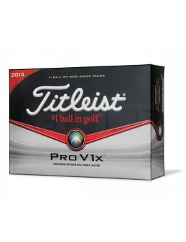 golfové míče Titleist Pro V1x