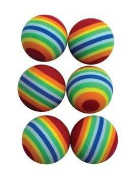 golfové pěnové míče