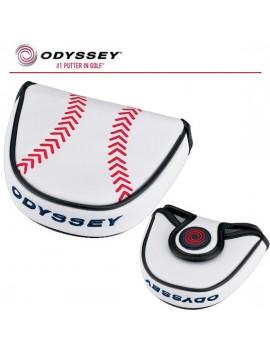 ODYSSEY headcover Mallet baseball ball